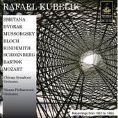 Kubelik Conducts Smetana, Mussorgsky, Hindemith, Dvořák, Mozart and Others de Rafael Kubelik