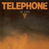 Le Live (Remasterisé en 2015) de Téléphone