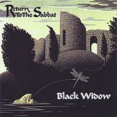 Return To The Sabbat de Black Widow (Rock)