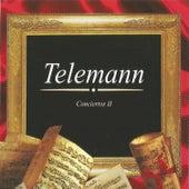 Telemann, Conciertos II by Various Artists