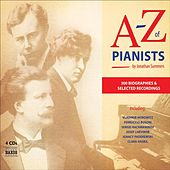 A to Z of Pianists de Various Artists