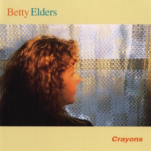 Crayons by Betty Elders