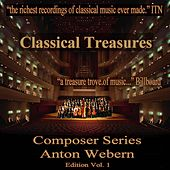 Classical Treasures Composer Series: Anton Webern Edition, Vol. 1 (EP) von Gidon Kremer