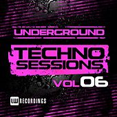 Underground Techno Sessions, Vol. 6 - EP von Various Artists