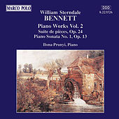 Piano Works Vol. 2 by William Sterndale Bennett