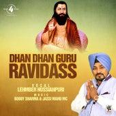 Dhan Dhan Guru Ravidass de Lehmber Hussainpuri