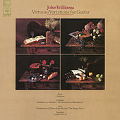 John Williams - Virtuoso Variations for Guitar de John Williams