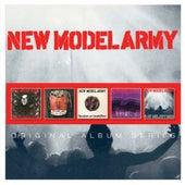 Original Album Series de New Model Army