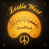 Soundcheck by Leslie West