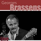 Live (Remasterisé) de Georges Brassens
