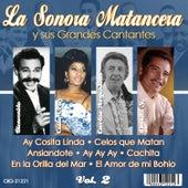 La Sonora Matancera y Sus Grandes Cantantes Volumen 2 by Various Artists