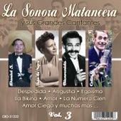 La Sonora Matancera y Sus Grandes Cantantes Volumen 3 by Various Artists