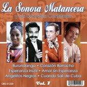 La Sonora Matancera y Sus Grandes Cantantes Volumen 1 by Various Artists