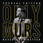 Never Been Better (Special Edition) by Olly Murs
