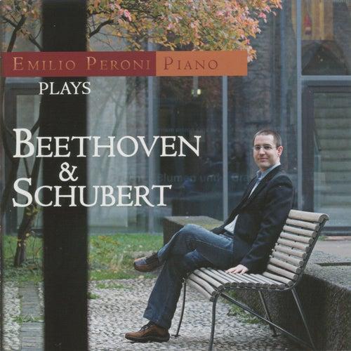 Beethoven & Schubert: Piano Sonatas by Emilio Peroni