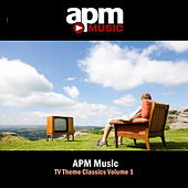 Hollywood's Best TV Themes, Vol. 1 by APM Music