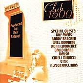 Club 1600 by Rex Rideout