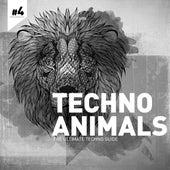 Techno Animals Vol. 4 de Various Artists
