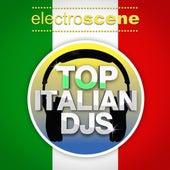 Top Italian DJ's de Various Artists