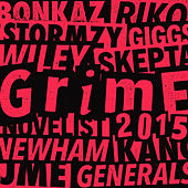 Grime 2015 de Various Artists