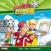 54/Der Ballflüsterer! von Teufelskicker