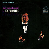 An Evening Concert by Tony Fontane (Live) de Tony Fontane