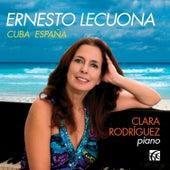 Lecuona: Cuba España de Clara Rodríguez