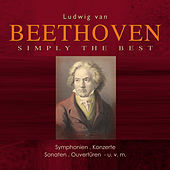 Beethoven: Simply the Best by Various Artists
