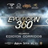 Evolución 360, Vol. 3 (Corridos) by Various Artists