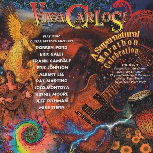 Viva Carlos! A Supernatural Marathon Celebration by Various Artists
