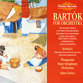 Bartók for Orchestra by Hungarian State Symphony Orchestra