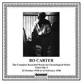 Bo Carter, Vol. 5 (1938-1940) by Bo Carter