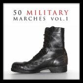 50 Military Marches Vol. 1 de Various Artists