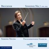 Bruckner: Symphony No. 7 in E Major, WAB 107 (Live) by Philharmoniker Hamburg