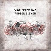 VSQ Performs Finger Eleven de Vitamin String Quartet