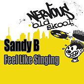 Feel Like Singing by Sandy B