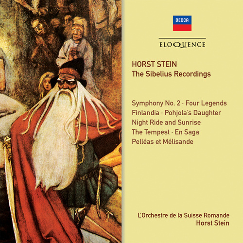Horst Stein - The Sibelius Recordings di Horst Stein