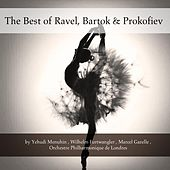 The Best of Ravel, Bartók & Prokofiev by Various Artists