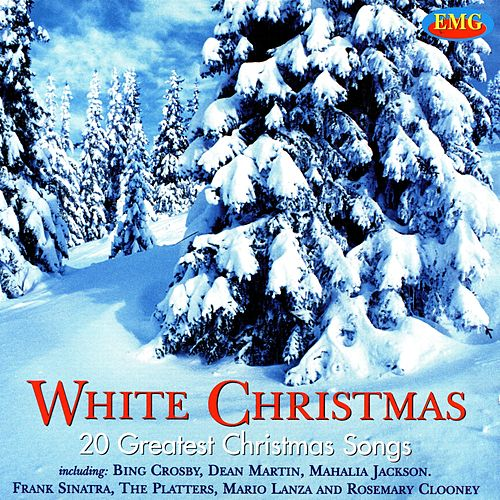 white christmas 20 greatest christmas songs by various artists - White Christmas Snow Song