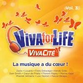 Viva For Life Vol. 3 de Various Artists