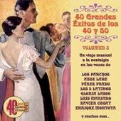 40 Grandes Éxitos de los 40 y 50, Vol. 3 (Remastered) by Various Artists
