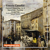 Cavallini: Works for Clarinet & Orchestra von Giuseppe Porgo