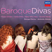 Baroque Divas by Various Artists
