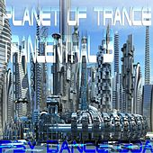 Trancentral Planet Of Trance, Vol. 3 (Psy Dance Goa) by Various Artists