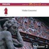 Mozart: The Violin Concertos, Vol.2 by Various Artists