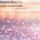 A Snowing December by Hampton Hawes Trio