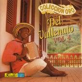 Colección Oro del Vallenato, Vol. 4 by Various Artists