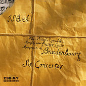 Bach: Brandenburg Concertos by Philharmonia Virtuosi