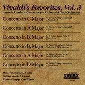 Vivaldi's Favorites -Vol.3 by Philharmonia Virtuosi