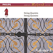 Mozart: The String Quartets, Vol.1 by Quartetto Italiano